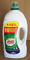 Рідкий порошок для прання білих і світлих речей Ariel Actilift White 5.6 л