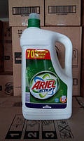Рідкий пральний порошок для світлих речей Ariel & Actilift White 4.9 л