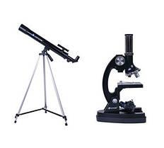 Телескоп + мікроскоп SCIENCE MASTER