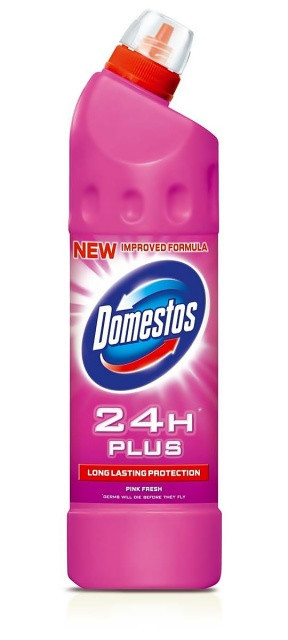 Миючий засіб універсальний Domestos Pink fresh 750 мл