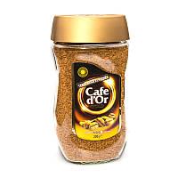 Кава розчинна гранульована Cafe d'Or Gold 200 г
