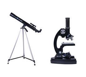 Телескоп + микроскоп SCIENCE MASTER