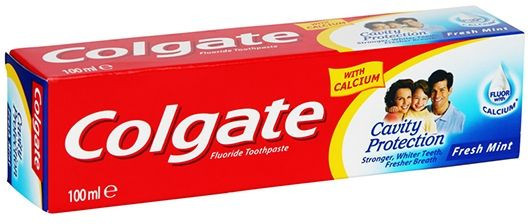 Зубна паста освіжаюча Colgate Fresh Mint 100 мл