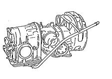 КПП VW T3
