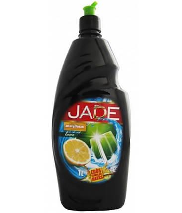 Гель для миття посуду JADE лемон 1 л, фото 2