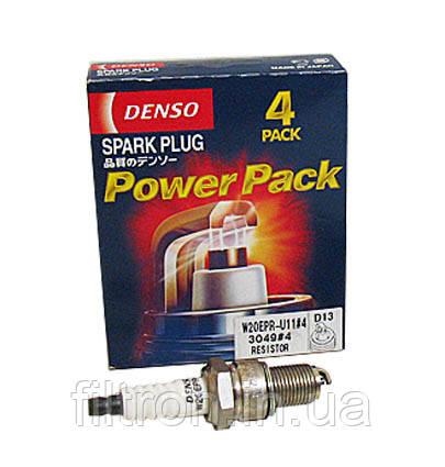 Свеча зажигания DENSO  W20EPR-U11#4