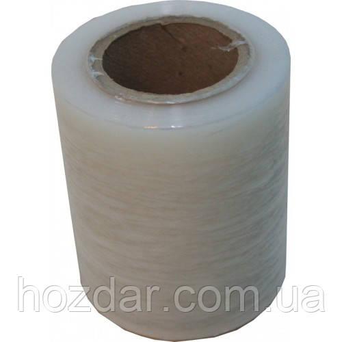 Стрейч плівка, ширина 10см. вага рулону 0,330 кг (нетто 0,3 кг)