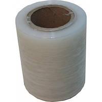 Стрейч пленка, ширина 10см. вес рулона  0,330кг. (нетто 0,3 кг.)