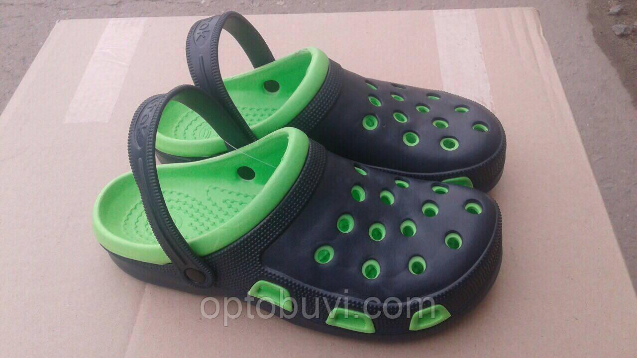 1dcf4372d Сабо мужские зеленые оптом Крок: продажа, цена в Хмельницком ...