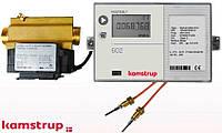 Теплосчетчик ультразвуковой MULTICAL® 602 DN20 (R¾) x 190 mm, резьба G1B, Qном =1,5 м³/час, KAMSTRUP