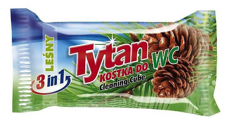 Запаска для гігієнічних блоків Tytan лісова свіжість  40 г., фото 2