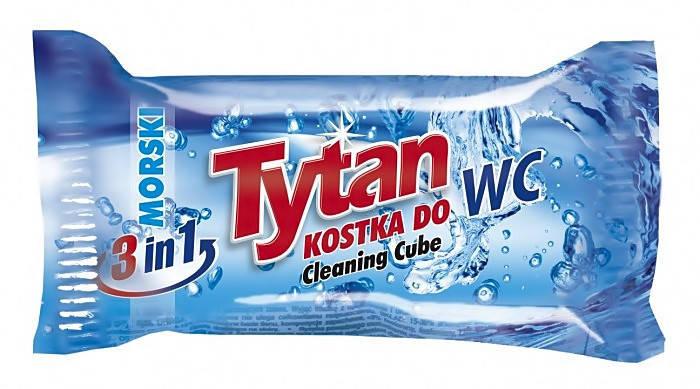Запаска для гігієнічних блоків  Tytan  морська свіжість  40 г., фото 2