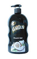 Гель для душа  Gallus  Milch & Kokos 650 мл