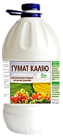 Гумат калия+микроэлементы 5л