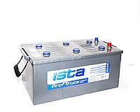 Аккумулятор автомобильный  6CT-225Ач. 1500A. ISTA  Prof.Truck