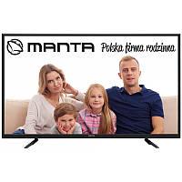 Телевизор MANTA 50LFN58C (50 дюймов, FULL HD, Новинка 2018 г)