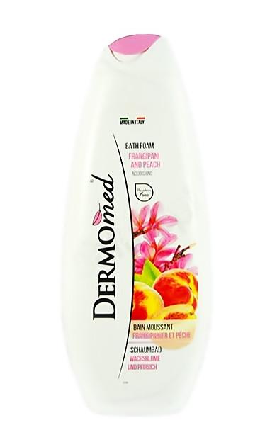 Зволожуючий гель для душу Dermomed Frangipani and Peach 750 ml.