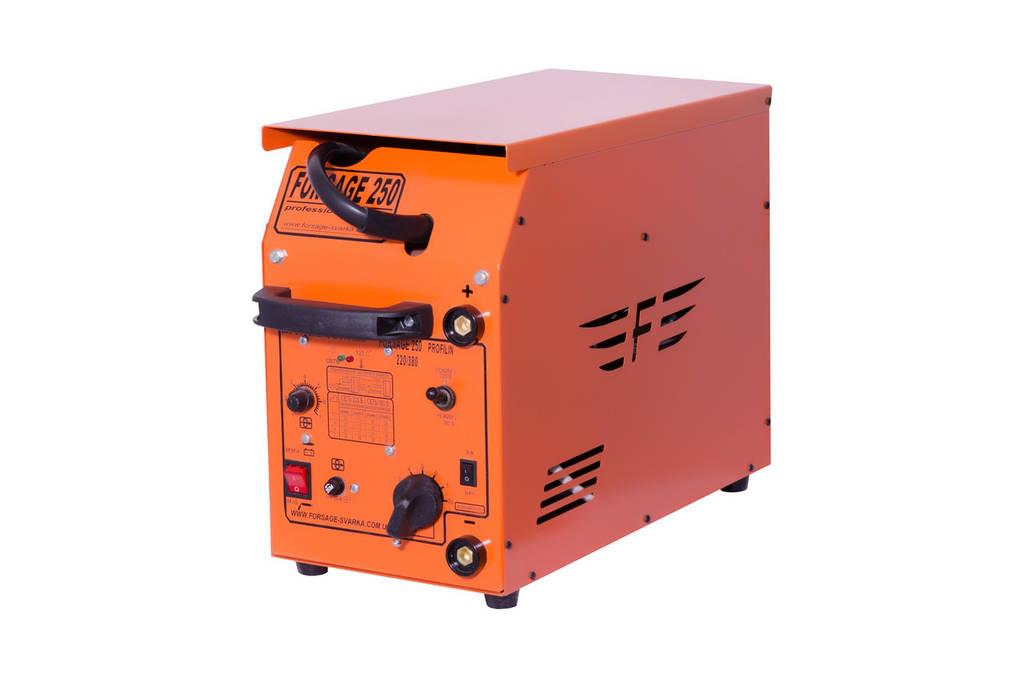 Сварочный полуавтомат с зарядно-пусковым устройством «Forsage 250- 220/380/7 Professional»