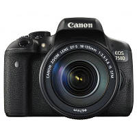 Цифровой фотоаппарат Canon EOS 750D 18-135 IS STM Kit (0592C034)