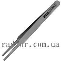 Пинцет радиотехнический GOOI TS-13, метал. (12-0523)