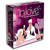 In love (Ин лав) настольная игра для влюблённой пары