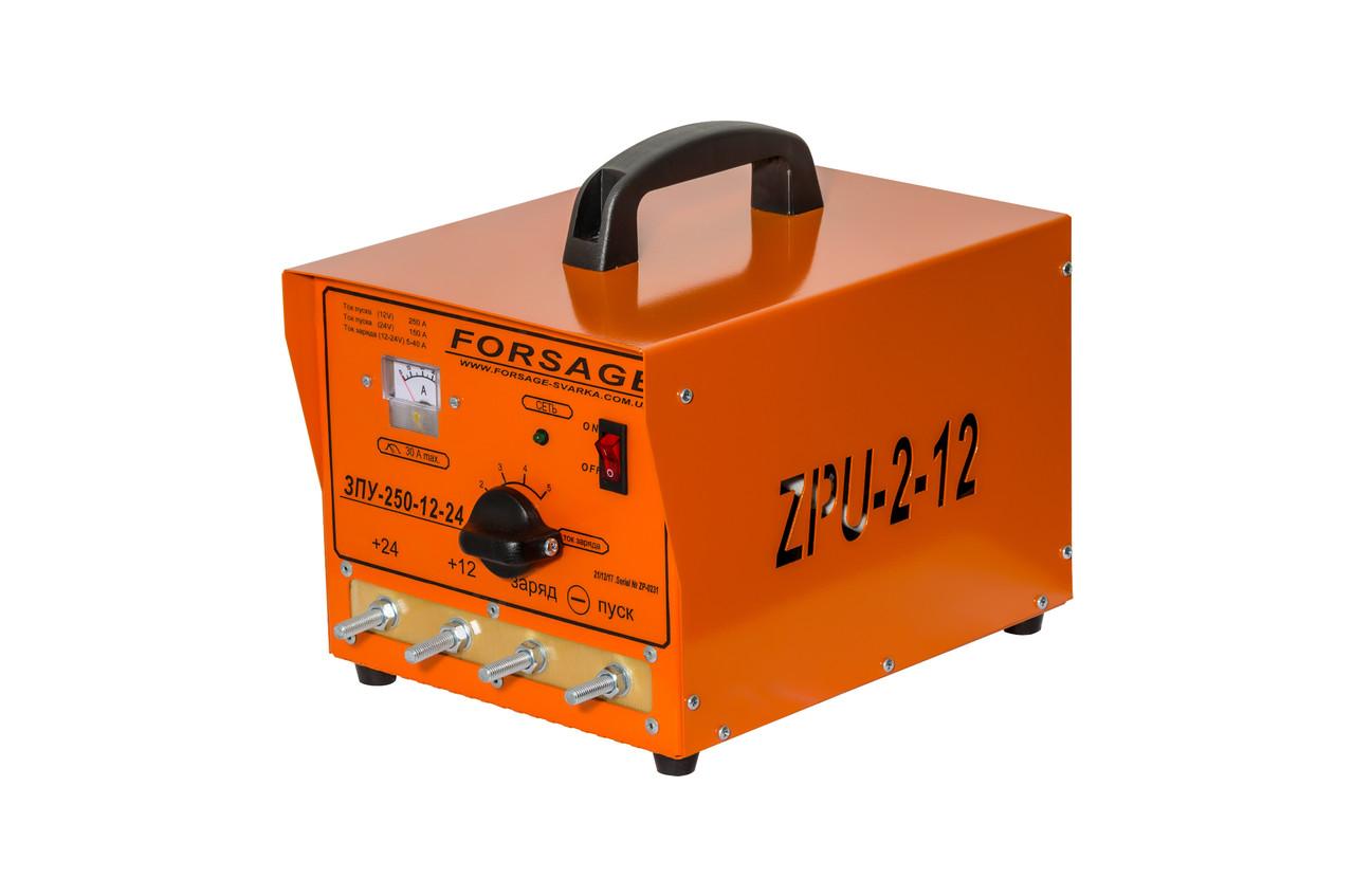 Зарядно-пусковое устройство Forsage ПЗУ-250 (12/24V)