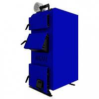 Универсальный отопительный котел длительного горения на твердом топливе Неус-В 13
