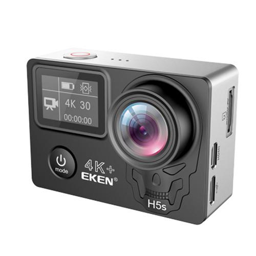 Екшн камера EKEN H5s Plus ULTRA HD 4K Wi-Fi (Black)
