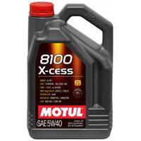 Масло моторное X-CESS 5W40 5L LL-01;502.00,505.00;RN0710,RN0700 368206/8100 MOTUL