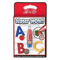 Набор для творчества Melissa&Doug Волшебная водная раскраска Алфавит (MD5389)