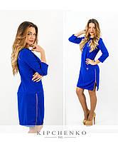 Платье электрик 15430