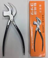 Затяжные клещи с молотком (Китай)