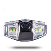 Gazer CC155-S84-L камера заднего вида для Acura MDX, RDX (таймер, режимы, оптика)