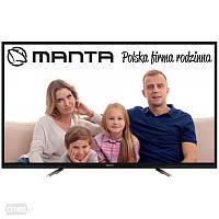 Телевизор MANTA LED50LUA58L (UHD 4К, Smart TV, Новинка 2018 г)