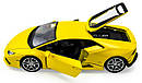 Автомодель (1:24)  Lamborghini  Huracan LP 610-4 жёлтый, фото 2