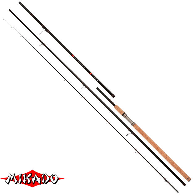 Фидер Mikado Mikazuki Twin Feeder 330/390 см 140 гр