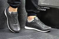 Мужские кроссовки Adidas Porsche Design P 5000 серые кожа / кроссовки мужские адидас порше