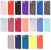 "Чехол-накладка ""Silicone Case"" для iPhone 7/8 (in box iPhone 8)"