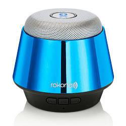 Портативная bluetooth MP3 колонка Rokono B10 BASS Синяя