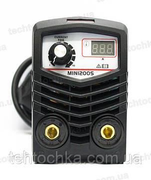 Зварювальний інвертор EDON MINI - 200S, фото 2