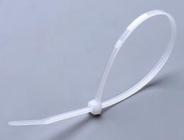 Стяжка кабельная белая 3*100 (2,5*100мм) (100шт)