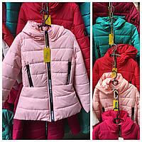 Куртка весна осень подросток Николь 134 - 152р