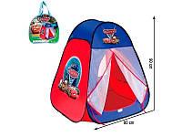 Детская палатка домик 811 Тачки