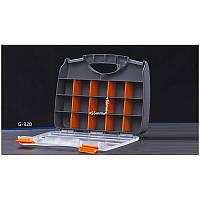 """Ящик для крепежа (органайзер для мелочей) 380MM""""x330MM""""x70MM"""""""