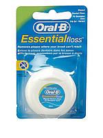 Oral B. Зубная нить Essential floss, 50 м. (280772)