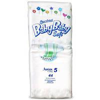 Подгузник BabyBaby Soft Standard Junior 5 (11-25 кг) 44 шт (8588004865655)