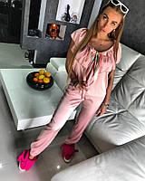 Стильный женский комбинезон в ассортименте tez1810627