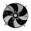 Осьові промислові вентилятори