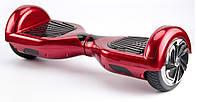 Гироскутер с 6,5 дюймовыми колесами Smart Way U3 (красный)