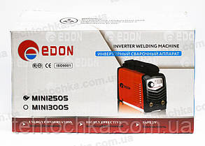 Сварочный инвертор EDON MINI - 250S, фото 3
